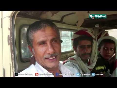 تقرير : سيارات عتيقه لا تزال تعمل وتسير في شوارع لحج (9-8-2019)