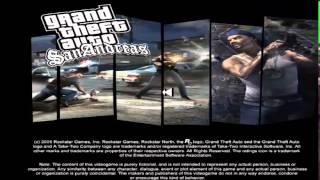 Solución al GTA San Andreas: No funciona (No carga partidas)