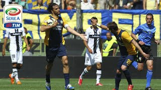 Parma - Hellas Verona 2-2 - Highlights - Giornata 37 - Serie A TIM 2014/15