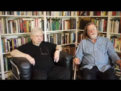 William H. Gass & Michael Eastman: Abstractions Arrives