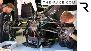 Mercedes' new 'DAS' F1 steering trick explained