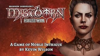 Mistborn: House War Example Turn