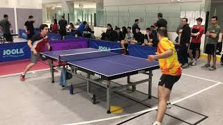 Jasper vs Sina Asadallahi (2307) - 2018 Boston University Open