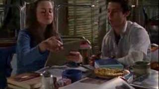 Rory and Jess Study- Gilmore Girls