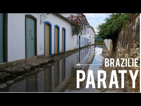 Travel Movie ✩ Een dag in Paraty Brazilië
