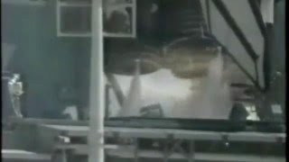 STS-43 Launch NASA Footage