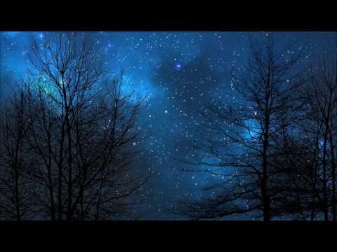 Night Sky - Blue Nebula - 4K - DreamScene [Live Wallpaper]