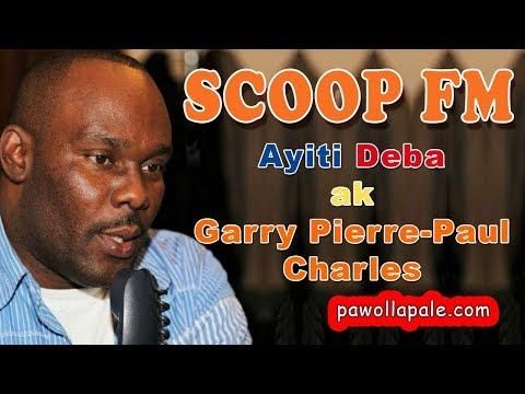 AYITI DEBA  - Selon Garry Pierre-Paul Charles, Prezidan Jovenel Moïse nan gwo difikilte nan Palè a