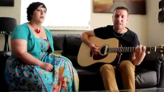 Live In The Living Room: Glittster And The General - Snow Patrol cover