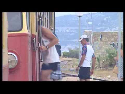 France & Corsica Railway Journey