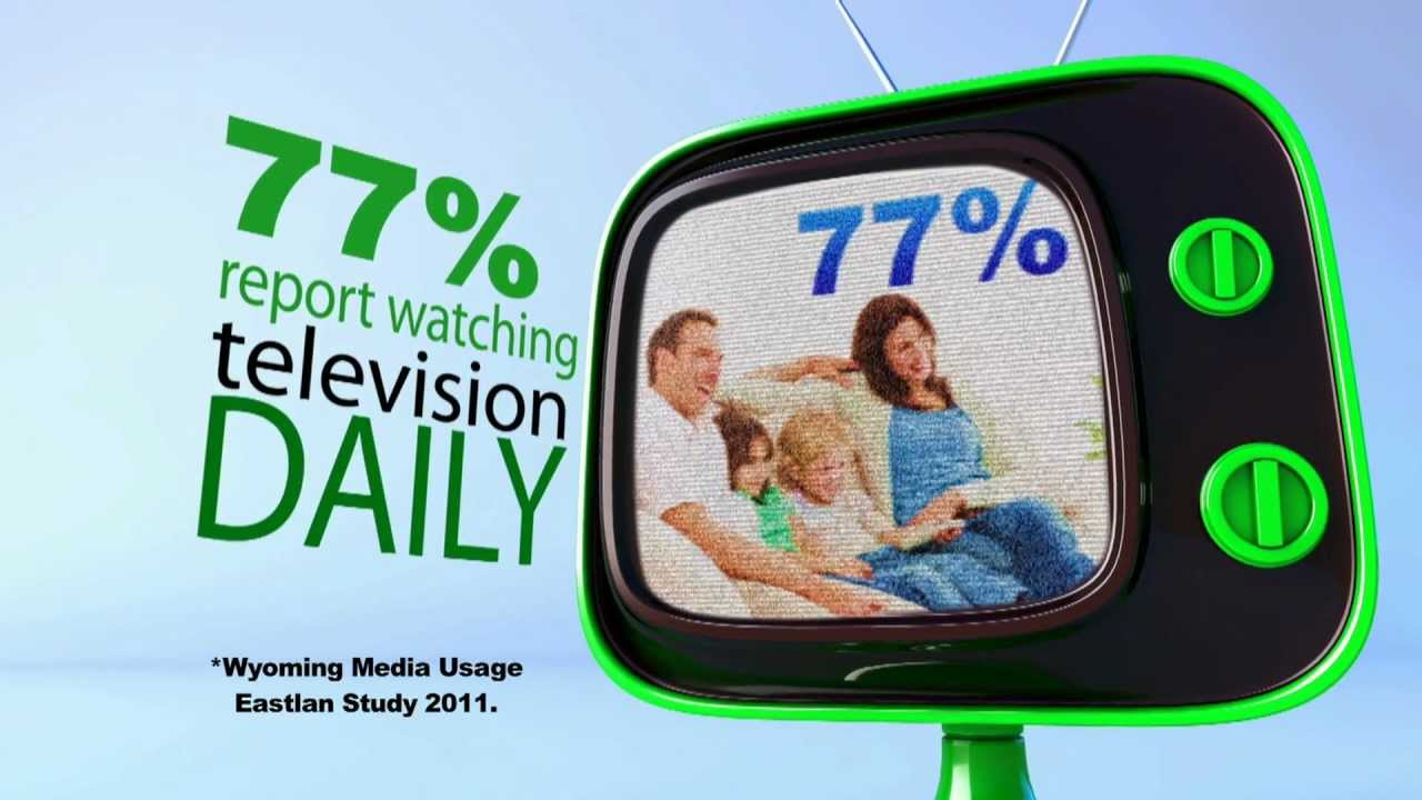 Why advertise on television 63