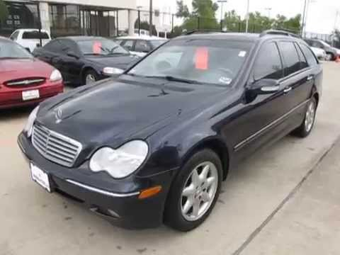 2002 mercedes c320 wagon p9i160a youtube. Black Bedroom Furniture Sets. Home Design Ideas