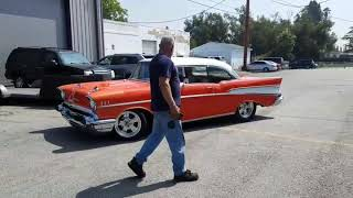 LES 57 CHEVY | MALOOF RACING ENGINES