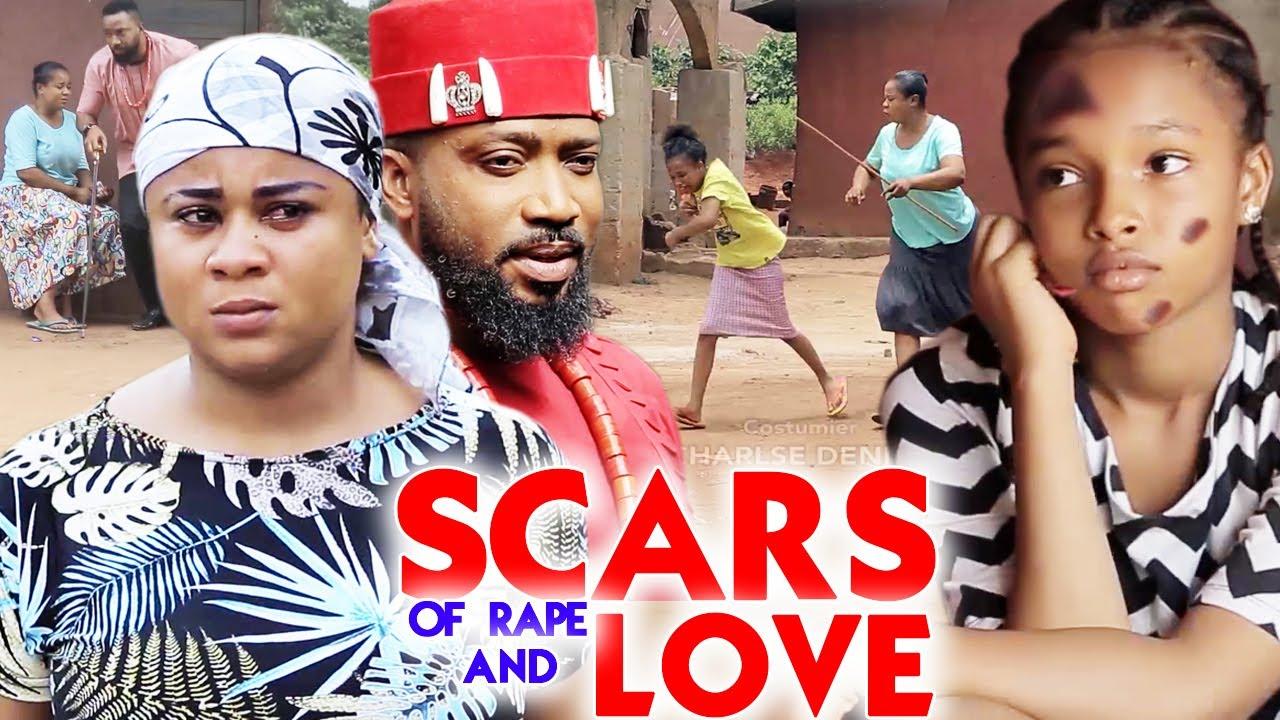 Download Scars of rape & love season3&4 Fredrick Leonard & Uju Okoli(New Hit Movie)2021 Latest NigerianM ovie