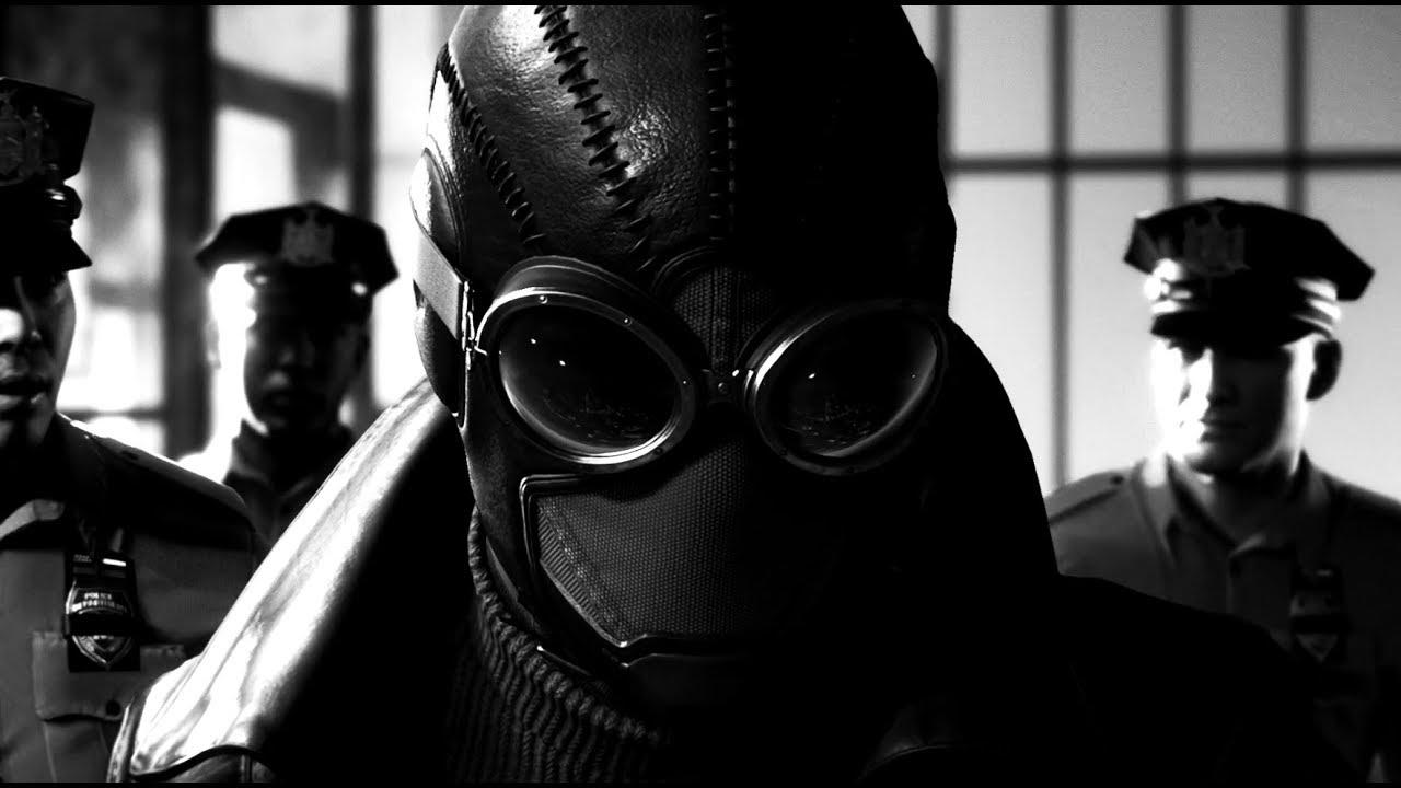 Spider man vs hammerhead noir suit gameplay marvel 39 s - Spiderman noir 3 ...