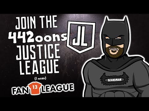 Download Youtube: JUSTICE LEAGUE FANLEAGUE - I need warriors!