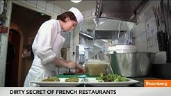 The Dirty Secret of French Restaurants