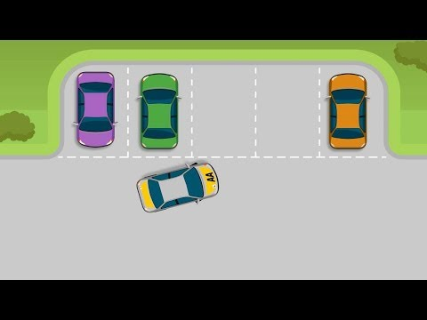 How To Forward Bay Park - Top Tips From The AA Driving School