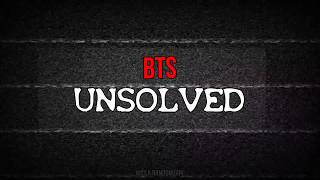 BTS as Buzzfeed unsolved