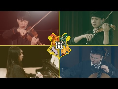 Harry Potter  Medley - ft.  Juncurryahn and Lilypichu
