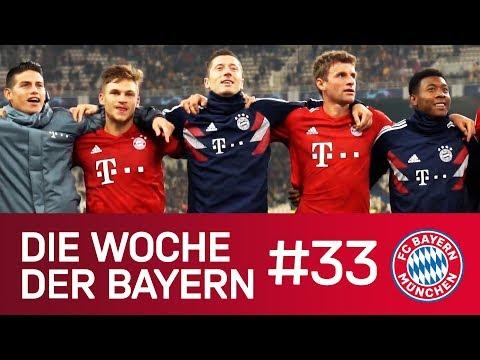 Erfolge in der Champions League & Youth League | Die Woche der Bayern | Ausgabe 33