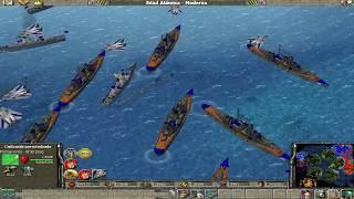 Empire Earth   #1   Partida 2vs2 - Gameplay En Español + [Enlace DESCARGA]