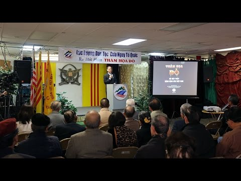 San Jose: Ra Mắt phim tài liệu Thảm Họa Đỏ - Bộ Mặt Thật Đảng csVN