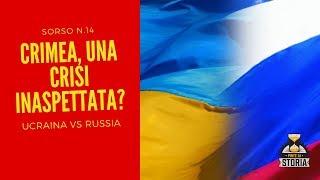 Gambar cover Crimea, una crisi inaspettata? Ucraina vs Russia - Sorso n° 14
