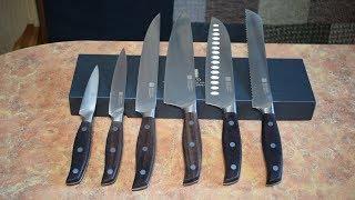 видео Кухонные ножи. Используем правильно