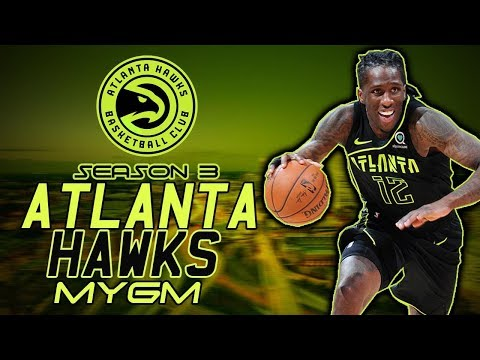 BLOCKBUSTER TRADE! | NBA 2K18 Atlanta Hawks Myleague