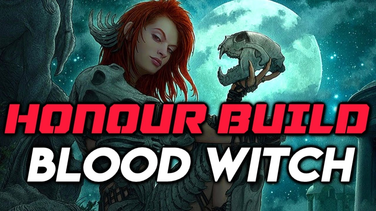 Lohse Honour Build: Blood Witch (Necromancer/Summoner) - Divinity Original  Sin 2 Guide