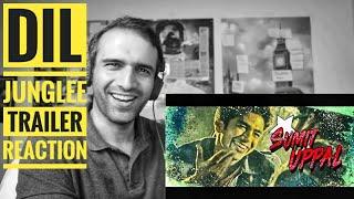 Dil Juunglee Trailer | Taapsee Pannu | Saqib Saleem | ReactionCheck