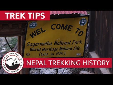 Mount Everest Climbing and Trekking History | Trek Tips