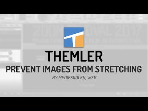 THEMLER - Prevent Images From Stretching With CSS