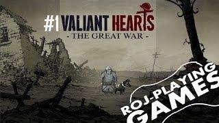 Valiant Hearts: The Great War (1/10) Koszmar wojny (Roj-Playing Games!)