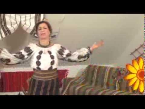 Cornelia Stefan-Taraneasca joc de ieri-Rapsodia TV