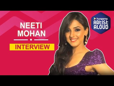Neeti Mohan Interview on New This Week I ArtistAloud