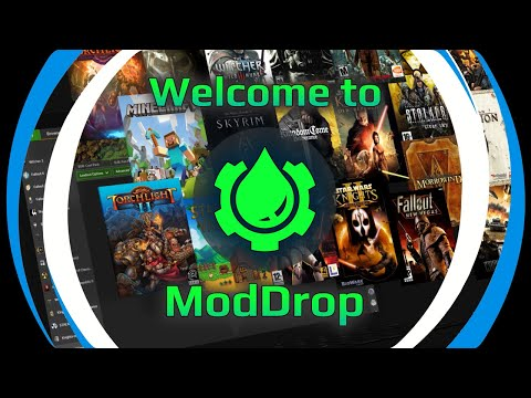 Welcome to ModDrop: A Review of the Core Features