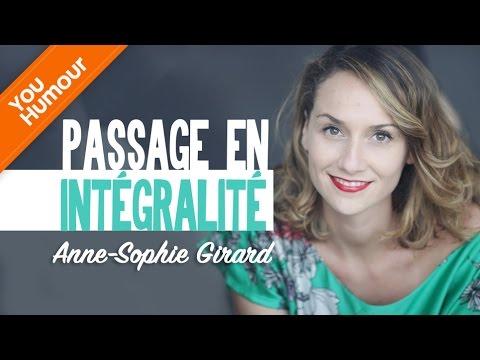 ANNE SOPHIE GIRARD - Passage en intégralité