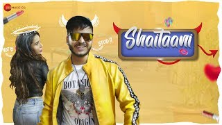 Shaitaani - Official Music Video by Mr.Kaps | Vickky Agarwal
