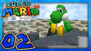 Super Mario 64 DS - Part 2 | Whomp The Whomps!
