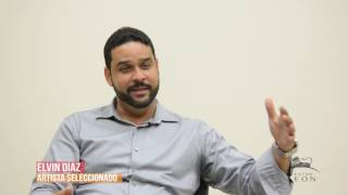 Centro León. Entrevista a Elvin Díaz