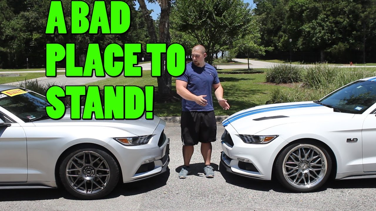 2016 Mustang V6 Review Do You Need The Gt
