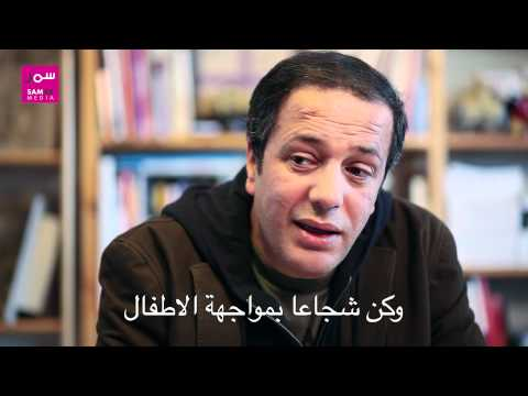 Ali Dilem (cartoonist, Algeria), by SAMAR MEDIA (AR subtitles)