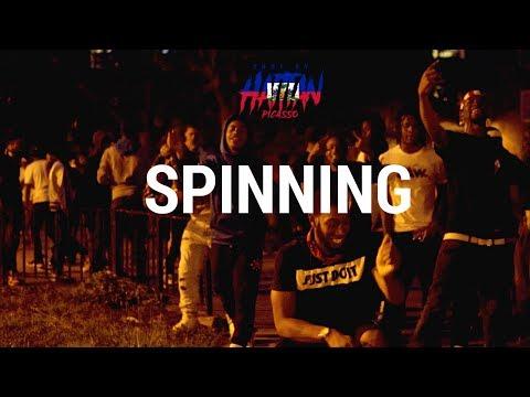 Aladdin Xantander ft Bin Stiller X Nick Blixky - Spinning | Shot By HaitianPicasso