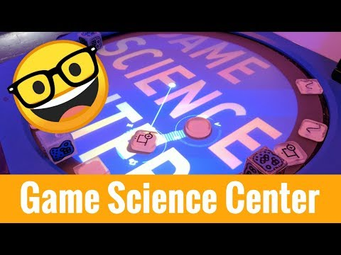 Visiting the Game Science Center Berlin