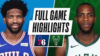GAME RECAP: Bucks 124, 76ers 117