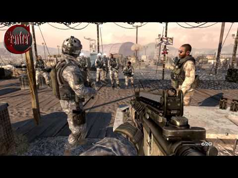 J 005 Call Of Duty Modern Warfare 2 part 1