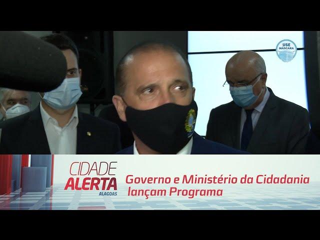 Governo e Ministério da Cidadania lançam Programa de Aquisição de Alimentos em AL
