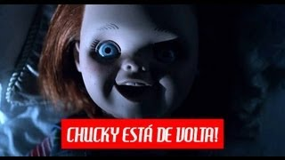 Chucky Child's Play, 1988, 1991,1997,2004, 2010, 2013 Trailer